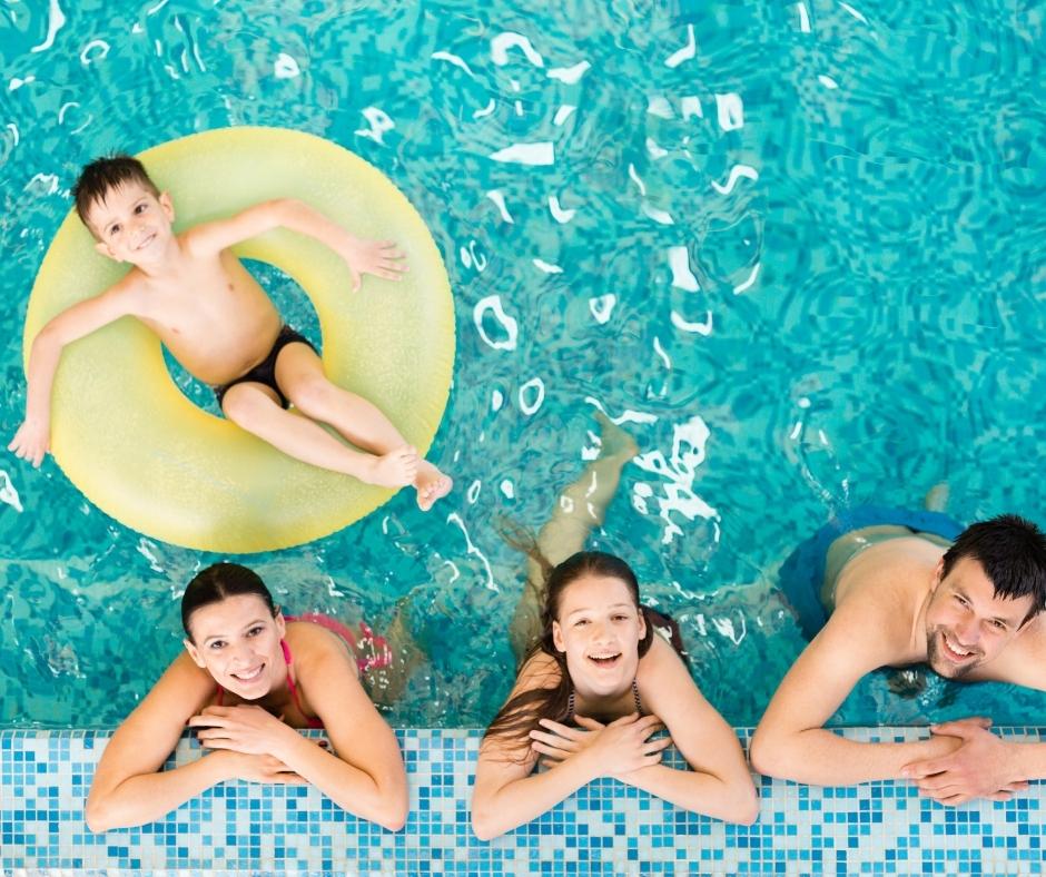 Les Iléades en Famille - forfaits enfants et famille à prix doux